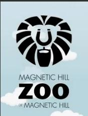 Le camp du zoo Magnetic Hill